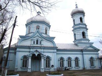 Святоникольская церковь, Вилково