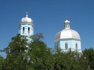 Храм Казанської Божої Матері, Приморське