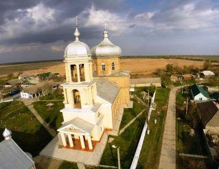 Церковь Иоанна Богослова, Старая Некрасовка