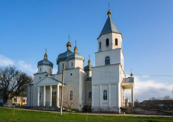 Церковь Святой Варвары, Доброслав