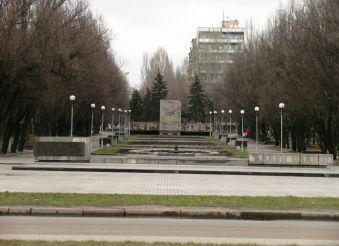 Алея Слави, Запоріжжя