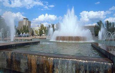 Фестивальная площадь, Запорожье