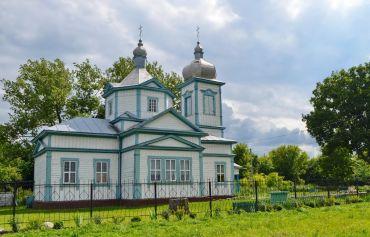 Михайлівська церква, Савинці