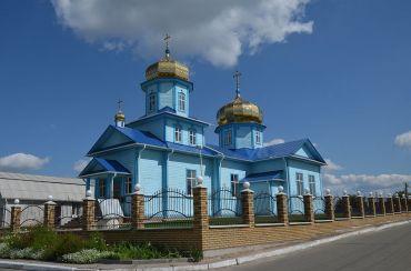 Михайлівська церква, Кожухівка
