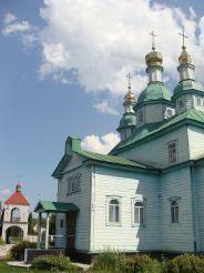 Онуфріївська церква, Липовий Скиток