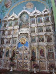 Свято-Покровская церковь, Пархомовка