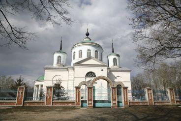 Свято-Покровська церква, Пархомівка
