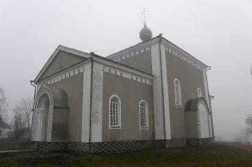 Покровская церковь в Рыжавке