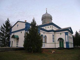 Покровская церковь в Кочержинцах