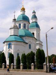 Миколаївська церква, Глухів