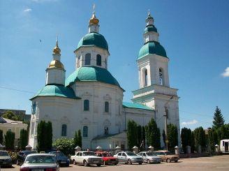 Николаевская церковь, Глухов