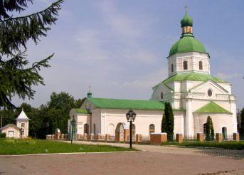 Спасо-Преображенська церква, Глухів