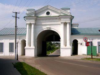 Київські ворота, Глухів