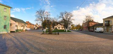 Рыночная площадь, Луцк