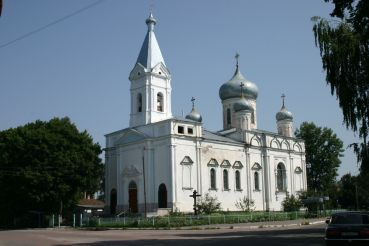 Ascension Cathedral, Swan