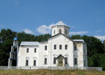 Успенский собор, Межирич