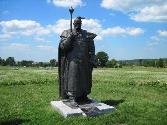 Пам'ятник отаману П. Калнишевському