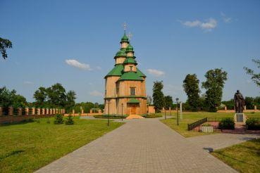 Троїцька церква, Пустовійтівка