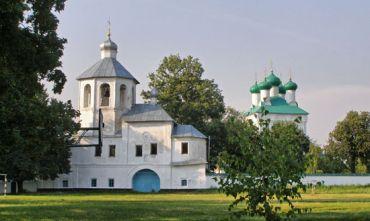 Святодуховский монастырь, Путивль