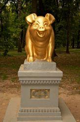 Пам'ятник свині, Ромни