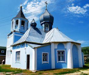 Церковь Св. Иоанна Богослова в Головковке