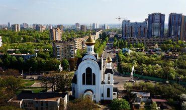 Рождества-Сергиевский храм, Харьков