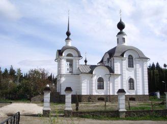 Церква Св. Іоанна Кронштадтського, Морське