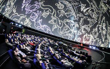 Сферический кинотеатр Atmasfera 360, Киев