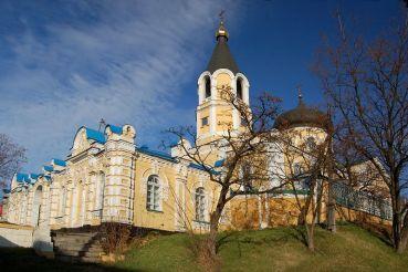 Миколаївська церква, Куп'янськ