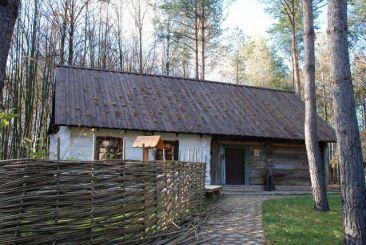 Church-Ethnographic Complex Ukrainian village