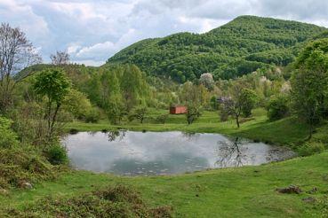 Озеро Липовецкое «Морское око»