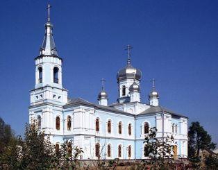 Михайловская церковь, Краснокутск