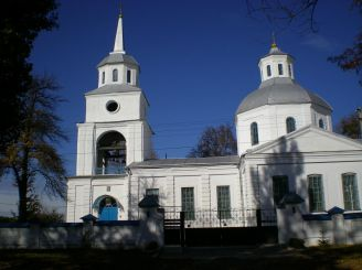 Благовіщенська церква, Тростянець