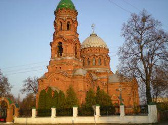 Вознесенська церква, Тростянець