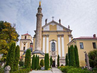 Кафедральный костел Петра и Павла, Каменец-Подольский
