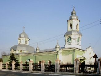 Церква Різдва Христового, Шостка