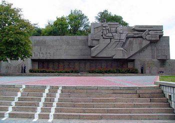 Меморіал героїчної оборони Севастополя 1941-1942 рр.
