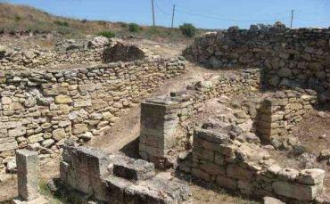 Settlement Myrmekion