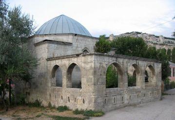 Ескі-дюрбе (Старий мавзолей)