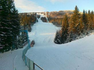 Гірськолижний курорт «Пилипець»