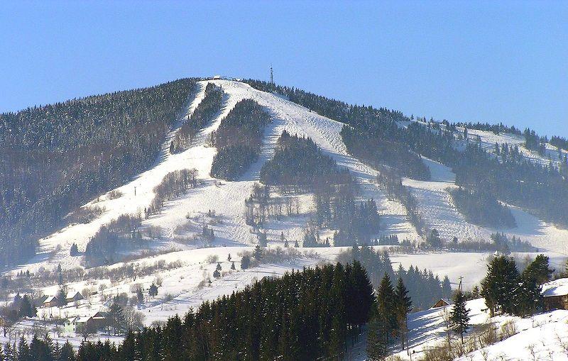 Ski resort Dynamo-Trostyan, Slavs'ke: photos, description