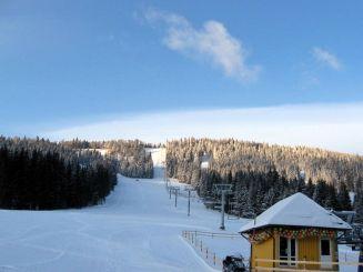 Ski resort of Playa