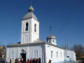 Покровская церковь, Чаплинка