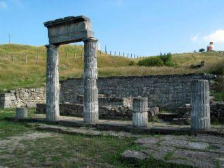 Settlement Pantikapaion