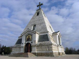 Николаевская церковь-пирамида