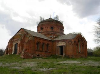 Храм Богоявления Господня, Молодовая