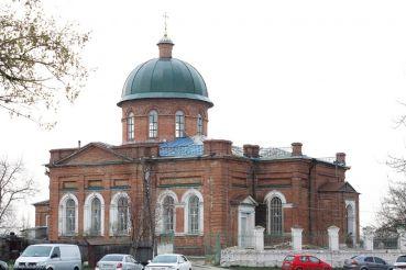 Храм Рождества Пресвятой Богородицы, Черкасские Тишки