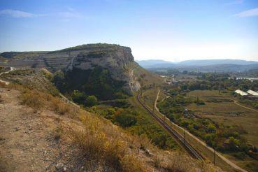 Печерні комплекси Загайтанськой скелі