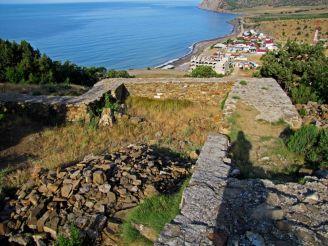 Руїни античної фортеці, с. Веселе