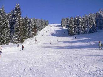 Zakhar Berkut ski resort